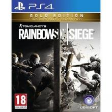 Rainbow Six Siege Gold Edition PS4