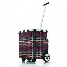 Reisenthel Wózek Carrycruiser wool - multikolor