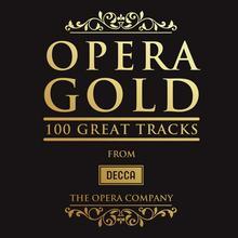 Opera Gold 100 Great Tracks CD) Various