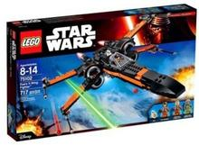 LEGO Star Wars Poe's X-Wing Starfighter 75102