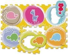 Chicco miękka piankowa Mata Puzzle Zwierzątka Enova34097