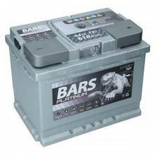 Bars PLATINUM 12V 64Ah 610A P+ (EN) BP64