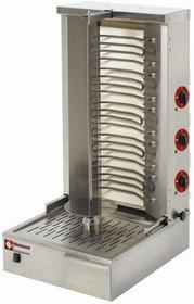 Diamond Kebab elektryczny | 55 kg B-E80
