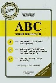 Wydawnictwo MARCUS ABC small business'u - Włodzimierz Markowski