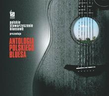 Różni wykonawcy Antologia Polskiego Bluesa, 5 CD Różni wykonawcy