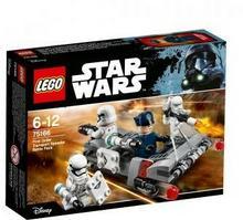 LEGO Star Wars Śmigacz transportowy Najwyższego Porządku 75166