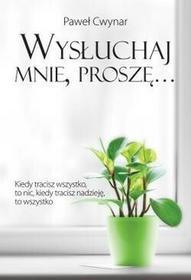 Poligraf Wysłuchaj mnie, proszę - Cwynar Paweł