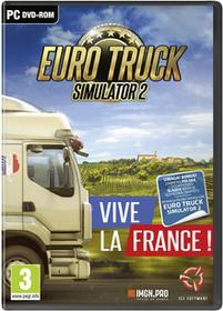 Euro Truck Simulator 2 Vive La France Cenega DARMOWA DOSTAWA DO KIOSKU RUCHU OD 24,99ZŁ