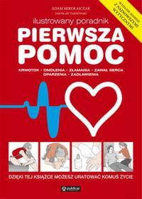Publicat Pierwsza pomoc - Adam Mikołajczak