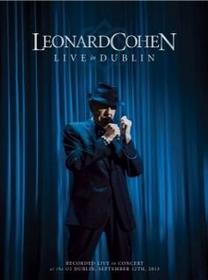 Live In Dublin DVD) Leonard Cohen