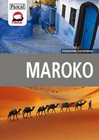 Pascal Maroko - przewodnik ilustrowany - Sławomir Adamczak, Katarzyna Firlej-Adamczak