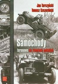ZP Wydawnictwo Samochody terenowe na ziemiach polskich - Jan Tarczyński, Szczerbicki Tom