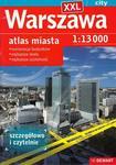 Demart Warszawa XXL atlas, 1:13 000
