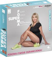 Edipresse Polska Mariola Bojarska- Ferenc SuperForma Gra planszowa