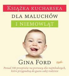 Esprit Książka kucharska dla maluchów i niemowląt - Ford Gina