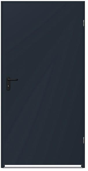 Drzwi stalowe Hormann ZK ISO 800 x 2000 mm antracyt