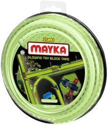 Mayka - klockomania - taśma 2 metry (podwójna) świecąca w ciemności
