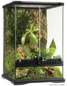 Exo Terra EXOTERRA Terrarium szklane MINI 30x30x45cm DARMOWA DOSTAWA OD 95 ZŁ!