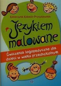 Językiem malowane - Kubach-Pryczkowska Katarzyna