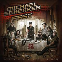 Michael Schenker Fest Resurrection, LP czarny Michael Schenker Fest