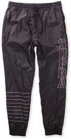 SUPRA spodnie dresowe SUPRA Dash Pant Black 001) rozmiar L