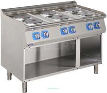 Gort Kuchnia elektryczna 6-płytowa z szafką GC1100-120EV+S02