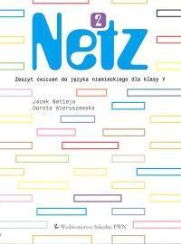 Betleja Jacek, Wieruszewska Dorota Netz 2 Zeszyt ćwiczeń do języka niemieckiego