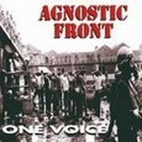 One Voice CD) Agnostic Front