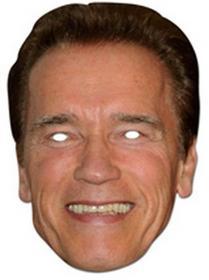 Arnold Maska Maska imprezaImpreza  Schwarzenegger ASCHW01