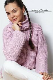 Sweterw różu
