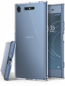RINGKE Etui Fusion Xperia XZ1 Crystal View RGK616CL