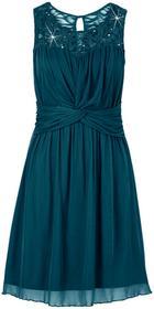 Bonprix Sukienka szmaragdowy