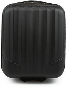 Wittchen Bardzo mała walizka V25 Czarna - czarny