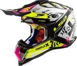 LS2 MX470 Subverter Black Pink H-V Yellow M