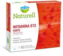 Naturell USP ZDROWIE Witamina B12 forte x 60 tabl do ssania INSTANT