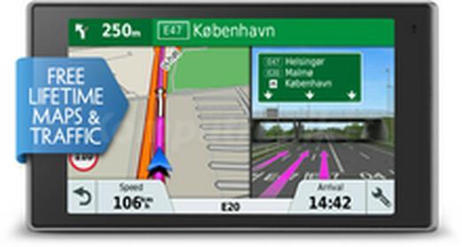 Garmin DriveLuxe 51 LMT-D Wifi Europa