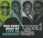 Kool And The Gang The Very Best Of Live