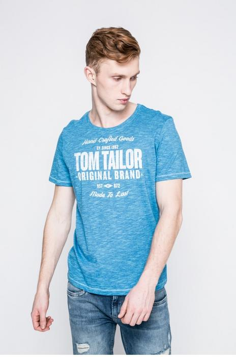 Tom Tailor Denim Denim - T-shirt 1055285.09.10 – ceny, dane ... c557d7122b
