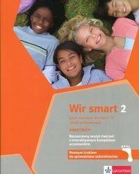 LektorKlett - Edukacja Wir Smart 2 Smartbuch Zeszyt ćwiczeń z interaktywnym kompletem uczniowskim. Klasa 4-6 Szkoła podstawowa Język niemiecki - Praca zbiorowa