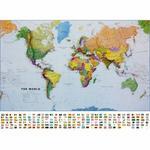 B2B Partner Świat - mapa polityczna 173049