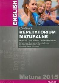 PEARSON Repetytorium maturalne. Matura 2015. Język angielski. Poziom podstawowy - Opracowanie zbiorowe