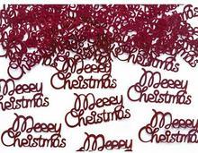 Konfetti Merry Christmas 3g