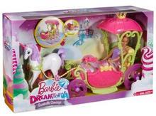 Mattel Barbie Dreamtopia Karoca Krainy Słodkości DYX31