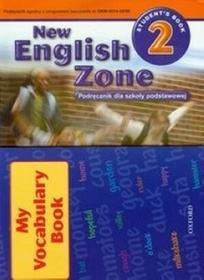 Język angielski New English Zone 2 Klasa 4-6 Podręcznik +SŁOWNICZEK) szkoła podstawowa Rob Nolasco