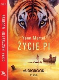 Życie Pi - książka audio na CD(format mp3) - YANN MARTEL