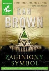 Sonia Draga Zaginiony symbol (audiobook CD) - Dan Brown