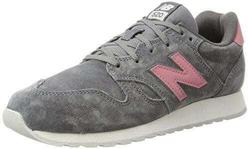 f607dd6a New Balance Wl520 damskie buty lekkoatletyczne - szary - 41 EU B073HJQ2PW