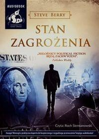 Sonia Draga Stan zagrożenia (audiobook CD) - Steve Berry