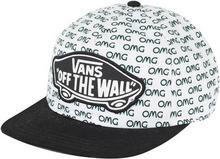 czapka z daszkiem VANS - Flipside Hat Omg (M8Z)