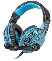 Słuchawki Fury Hellcat gamingowe podświetlane (NFU-0863)